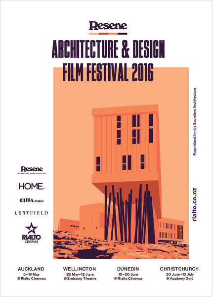 festival// The New Zeland Architecture + Design Festival